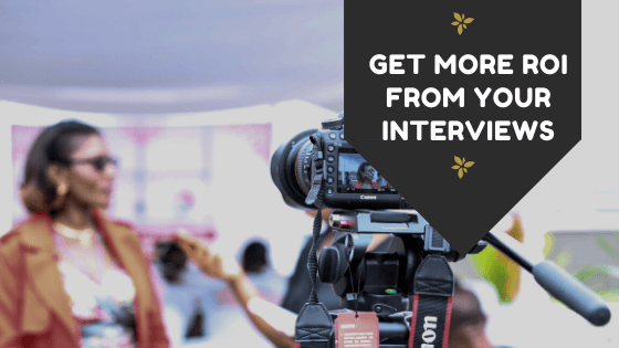 15 Ways to Leverage Your Podcast Interview for Profit