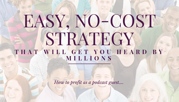 How to Profit as a Podcast Guest
