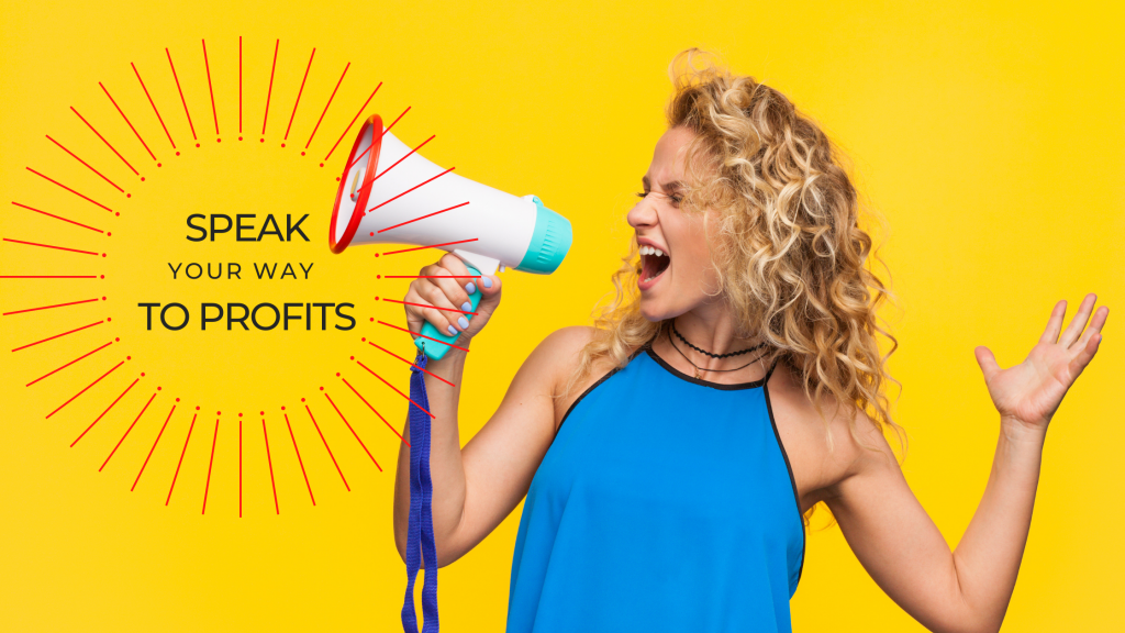 Grow Your Business with Speaking