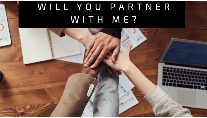 4 Important Questions You MUST Answer Before Seeking Joint Venture Partners